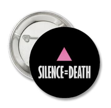 Silence = Death Button
