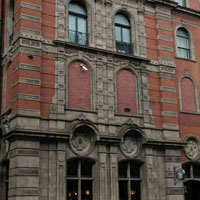 Bricked Windows at the Great Eastern Hotel London