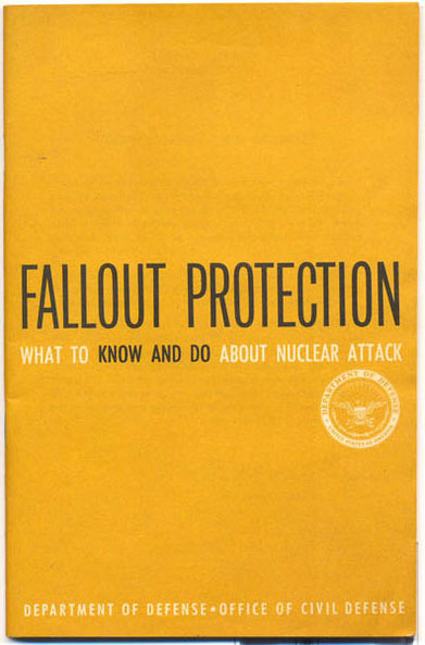 Fallout Protection Pamphlet (1961)